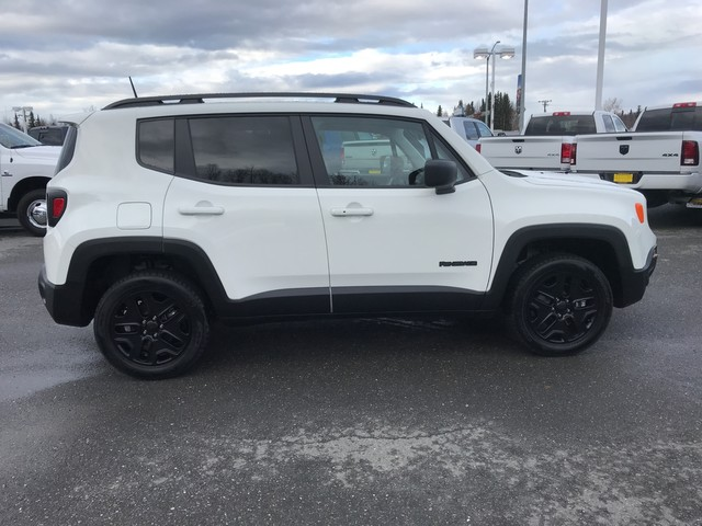 New 2018 JEEP Renegade UPLAND EDITION 4X4