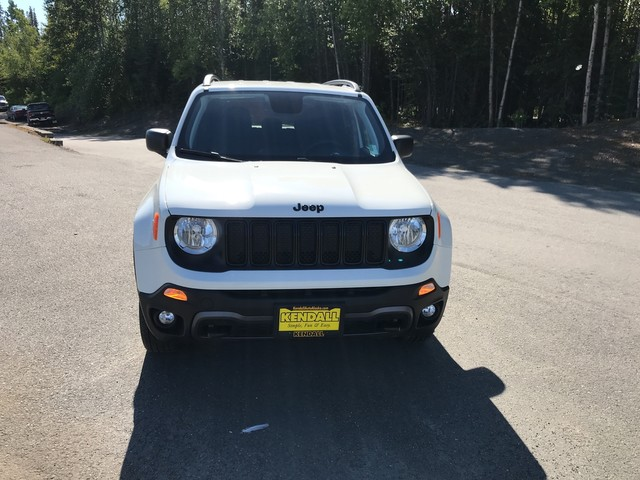 New 2020 JEEP Renegade North Edition
