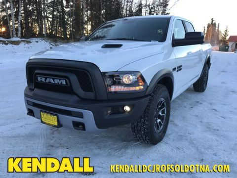 New 2018 RAM 1500 Rebel