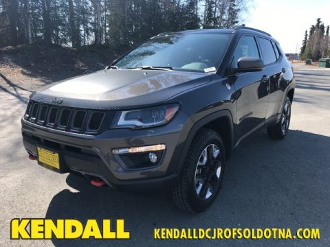 New 2018 JEEP Compass TRAILHAWK 4X4